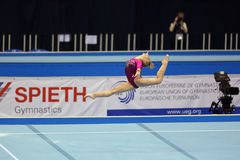 Anastasia Grishina (Rusland) Stock Foto's