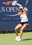 Anastasia rodionova forehand stroke us open 2009 Royalty Free Stock Photos