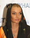 Anastasia Volochkova. Royalty Free Stock Images