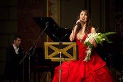 Anastasia Zannis Royalty Free Stock Photo