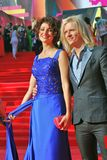 Anastasiya Makeeva and Gleb Matveichuk Royalty Free Stock Photo