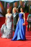 Anastasiya Makeeva at Moscow Film Festival Royalty Free Stock Image