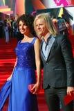 Anastasiya Makeeva at Moscow Film Festival Royalty Free Stock Images