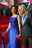 Anastasiya Makeeva at Moscow Film Festival Stock Image