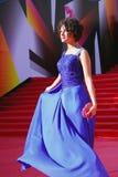 Anastasiya Makeeva at Moscow Film Festival Royalty Free Stock Photography