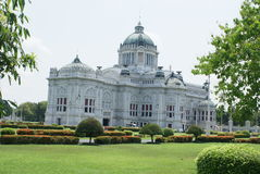 Anata Samakhom Throne Hall, Dusit Palace in Bangkok, Thailand, Asia Stock Images
