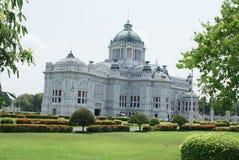 Anata Samakhom Throne Hall, Dusit Palace in Bangkok, Thailand, Asia Stock Images