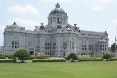 Anata Samakhom Throne Hall. Dusit Palace in Bangkok, Thailand, Asia Royalty Free Stock Photo