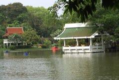 Anata Samakhom Throne Hall park. Dusit Palace Park or landscape in Bangkok, Thailand, Asia Stock Photos