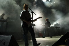 Anathema 2009 European tour Stock Photos