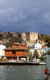 Anatolia Castle Royalty Free Stock Photos