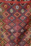 Anatolian地毯 库存照片