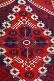 Anatolian地毯 库存图片