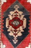 Anatolian地毯 免版税图库摄影