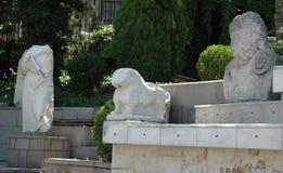 anatolian安卡拉文明博物馆 免版税库存图片