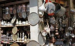anatolian铜匠 库存图片