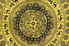 anatolian текстура Стоковое Изображение