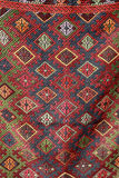 Anatolian Carpet Stock Photo