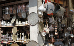 Anatolian coppersmith Stock Images