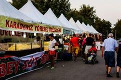 Anatolian Culture Fair Royalty Free Stock Photo