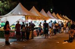 Anatolian Culture Fair Stock Photography