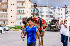 Anatolian Culture Fair Royalty Free Stock Images