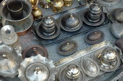 Anatolian decorative object Stock Images