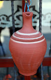 Anatolian earthenware jug Stock Photo