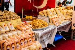 Anatolian kulturmässa Arkivfoton