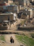 Anatolisch dorp Stock Afbeeldingen