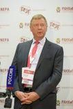Anatoly Chubais image stock