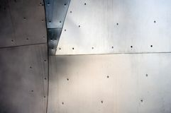 Anatomia di metallo Fotografie Stock