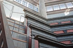 Anatomical theatre Stock Image