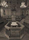 Anatomii Theatre - Bologna Obrazy Royalty Free