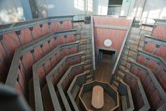 Anatomisch theater stock fotografie