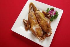 Anatra di arrosto della Cina Fotografie Stock