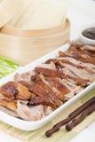 Anatra di Pechino Immagini Stock