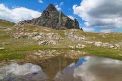 Anayet Peak Stock Photos