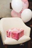Anazing tort dla dziewczyny ` s urodziny Zdjęcie Stock
