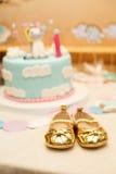Anazing tort dla dziewczyny ` s urodziny Zdjęcia Stock