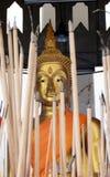 Anbetung Buddha Lizenzfreies Stockbild
