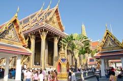 Anbetung des neuen Jahres in Thailand Lizenzfreie Stockfotos