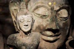 Anbetung von Thailand, Buddha-Statue, Geschichte von Thailand, Buddha Stockfotografie