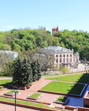 Anblick der alten Stadt Lizenzfreies Stockfoto