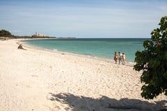 Ancón beach Royalty Free Stock Photos