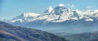 Ancashprovincie, Peru stock afbeelding