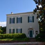 Ancestral Home of James K. Polk Stock Photo