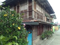 Ancestral House Stock Image