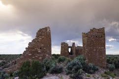 Ancestral Pueblo Settlement Stock Photography