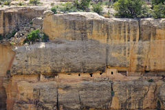Ancestral Puebloan cliff dwelling Royalty Free Stock Image